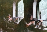 Hue City Feb. 1968. From the book 'Marines in Hue City: A Portrait of Urban Combat, Tet 1968' by Eric Hammel  I am the